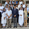 Visit of International Summer School's Participants (UoP) to Edwardes College